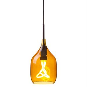 decode Vessel Light Pendant Bronze
