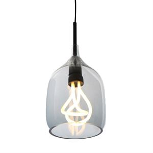 decode Vessel Light Pendant Smoke-Coloured