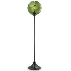 Design by Us Ballroom Floor Lamp Army Green