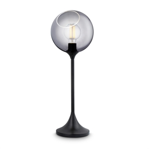 Design by Us Ballroom Table Lamp Smoke-coloured