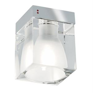 Fabbian Ice Cube Downlight Ceiling Light