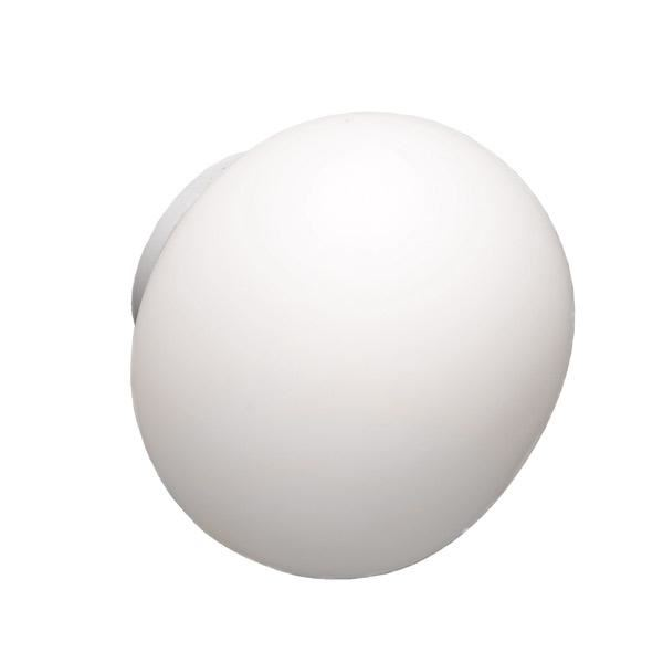 Flos Glo-Ball C/W Zero Wall and Ceiling Lamp