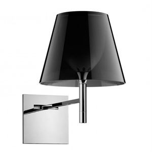 Flos KTribe W Wall Lamp Fumé/Smoke-coloured