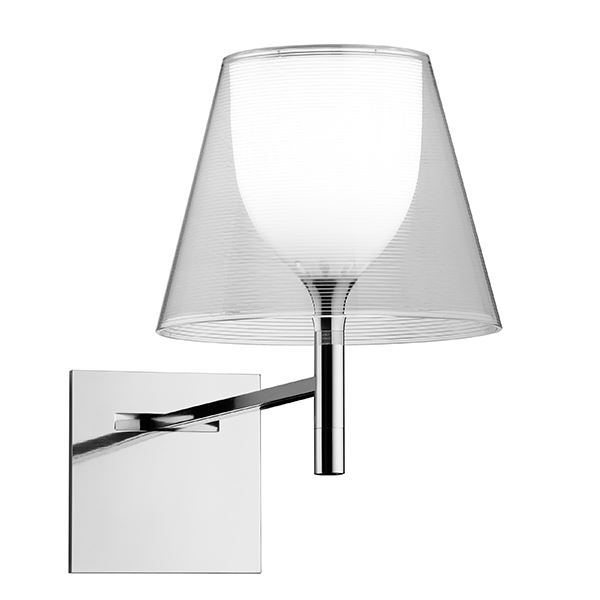Flos Ktribe W Wall Lamp Transparent Free Shipping