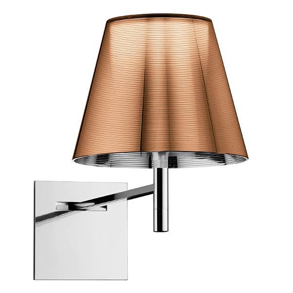 Flos Ktribe W Wall Lamp Bronze Free Shipping