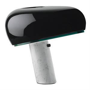 Flos Snoopy Table Lamp Black
