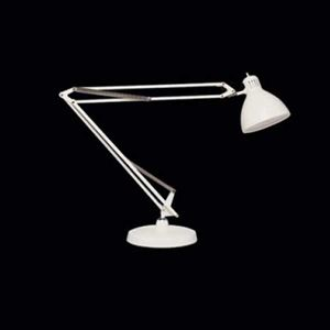 FontanaArte Naska 1 White Table Lamp