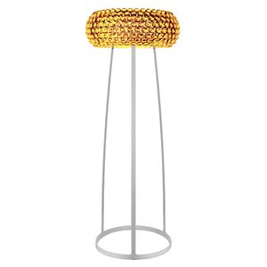 Foscarini Caboche Floor Lamp Grande Gold