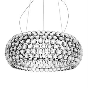 Foscarini Caboche Pendant Grande Transparent LED
