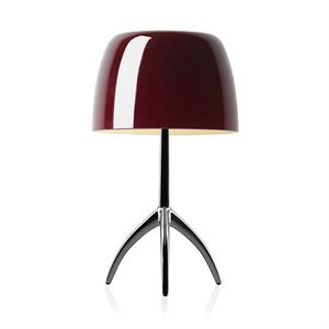 Foscarini Lumiere Table Lamp Grande Cherry