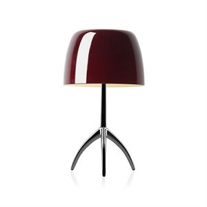 Foscarini Lumiere Table Lamp Piccola Cherry