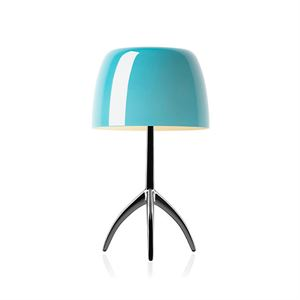 Foscarini Lumiere Table Lamp Piccola Turquoise