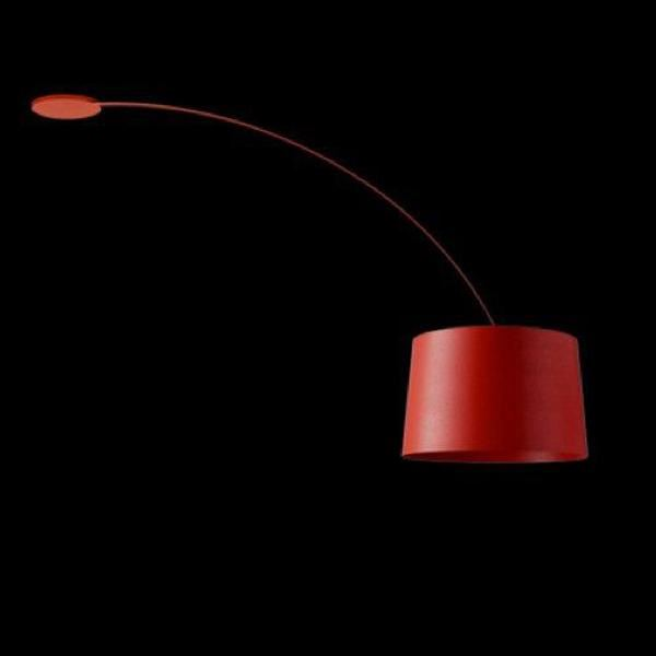 Foscarini Twiggy Ceiling lamp Red