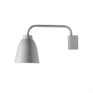 Lightyears Caravaggio Read HSP Wall Lamp Grey 25