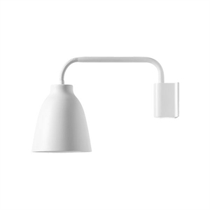Lightyears Caravaggio Read HSP Wall Lamp White