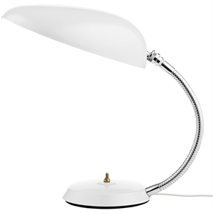 GUBI Grossman Collection Cobra Table Lamp Black