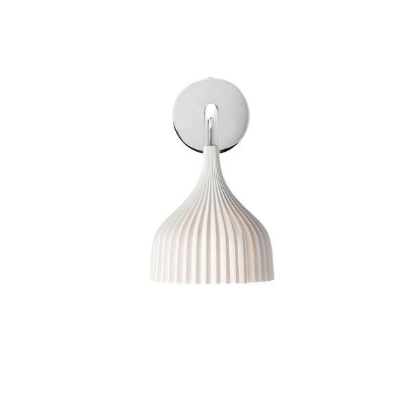 Kartell wall lamp white fri fromgt kartell wall lamp white aloadofball Images