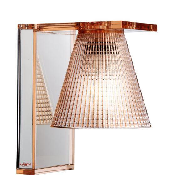 Kartell light air wall lamp sculpted amber fri fromgt kartell light air wall lamp sculpted amber aloadofball Images
