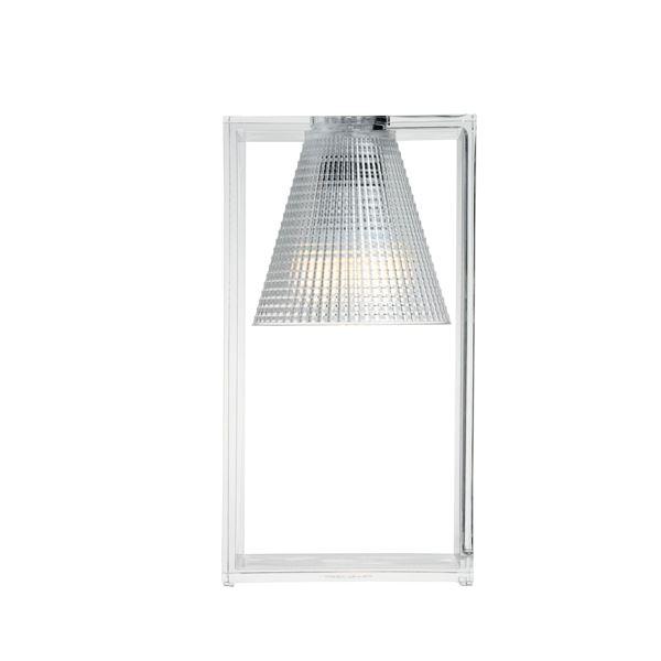 Kartell Light Air Table Lamp Sculpted Crystal Fri Fromgt