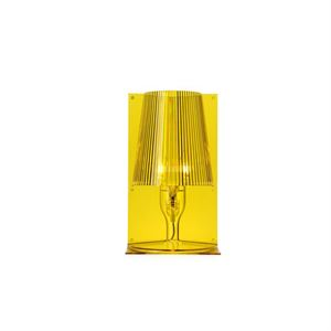 Kartell Take Table Lamp Yellow