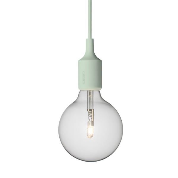 Muuto e27 pendant light green aloadofball Choice Image