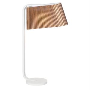 Secto Owalo 7020 Table Lamp Walnut