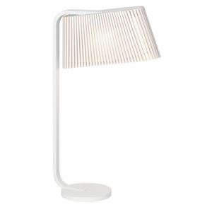 Secto Owalo 7020 Table Lamp White