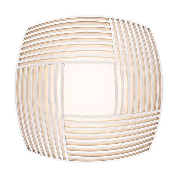 Secto Kuulto 9100 Wall/Ceiling Light White
