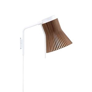 Secto Petite 4630 Wall Lamp Walnut