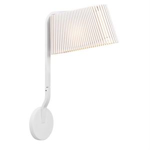 Secto Owalo 7030 Wall Lamp White