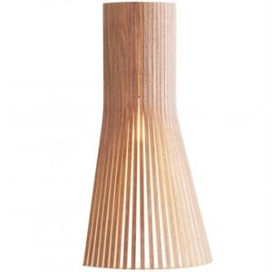 Secto 4230 Wall Lamp Walnut