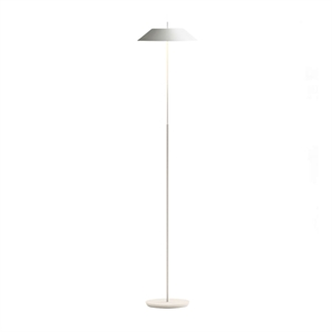 Vibia Mayfair Floor Lamp Matt White