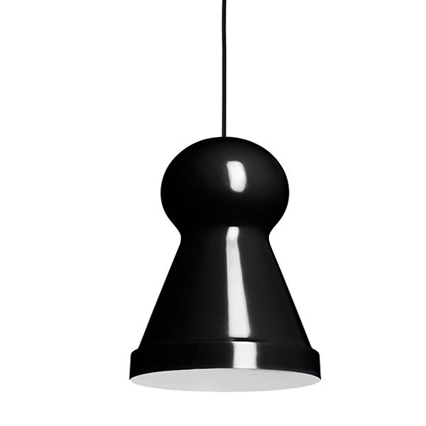WATT A LAMP PLAY Pendant Large Black