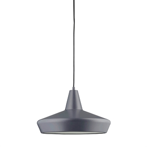 WATT A LAMP Work Pendant Dark Grey