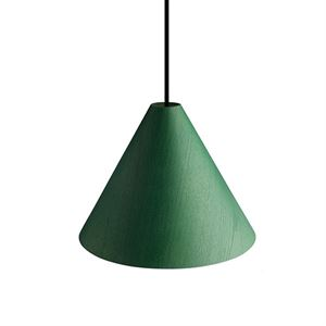 Wrong.London 30 Degrees Pendant Large Green