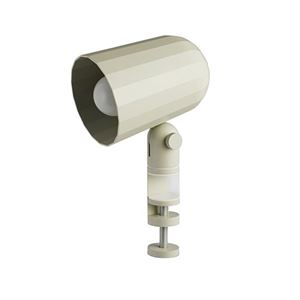 Wrong.London NOC Wall Lamp Beige w. clip