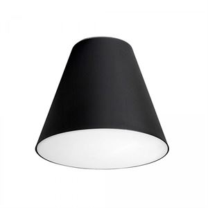 Wrong.London Sinker Loftlampe Black