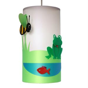 Happylight Frog Children's Pendant Small