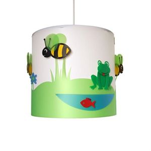 Happylight Frog Children's Pendant Large